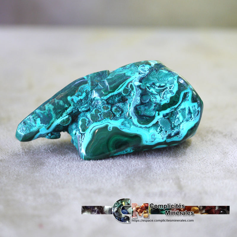 Chrysocolle-malachite - s00246